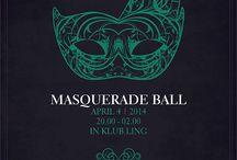 Masquerade > Ball