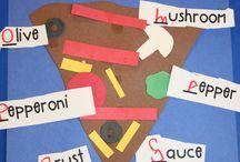 Labeling in kindergarten