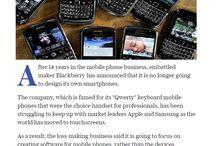 Blackberry Mobile Phones