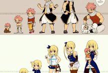 Natsu i Lucy (Fairy Tail)