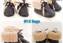 Babyshoes winter
