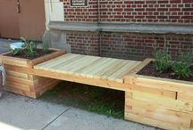 Crafts: DYI Pallet Projects. / Inspiration and our projects too.