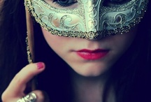 Masquerade...hide your face and show your true self