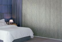 Vertical Blinds / Inexpensive and diverse for the home owner who likes their space as unique as they are!