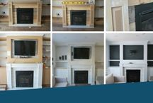 gas fireplase