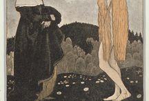 Keijut, Bauer, Fairies