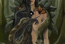 Nyx nature goddess
