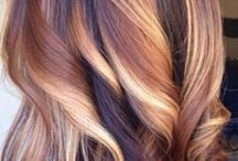 Inspiring hair color