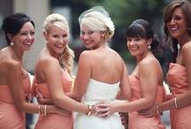 {Peach Wedding}
