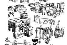 General late 15th century equipment