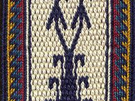 Tablet weaving /card weaving / lautanauha