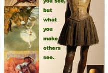 artist quotes  / by Michael Catalano