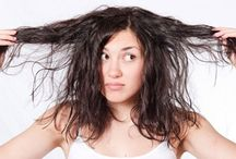 """ Damaged Hair "" / You can get rid of dry damaged hair with ARGANRain which contain %100 argan oil"