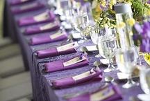 Фиолет и лаванда