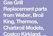 American Outdoor Grill Replacement Parts