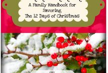 Celebration Winter (Crafts, Gifts & Decor) / by Laura B.
