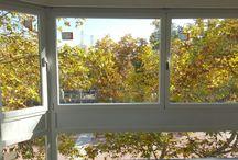 Ventanas de Aluminio / Ventanas de aluminio en Madrid instaladas por el equipo de Ventanas Roma.  http://ventanasroma.com/ventanasaluminio/