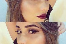 Makeup looks / Favorite makeup looks.