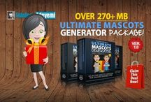 Over 270+MB #Mascots #Graphics #Designer by @Toluaddy RT...