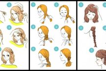 School&Daily Hair Types