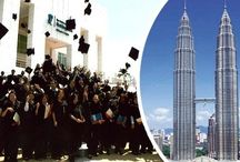 Plan your Study in Malaysia Route!