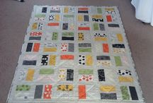 Charm square, layer cake and jelly roll quilts