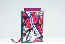 Handcrafted Accessories / IN-SPACES presents a collection of colourful handcrafted journals and passport holders.   To see our full collection please visit www.in-spaces.com