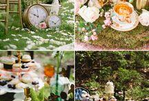 Alice in wonderland events