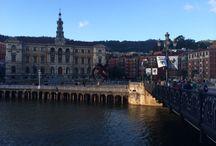 Bilbao / La bella villa de Bilbao