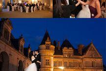Mariage / Mariage champêtre au château de La Bourdaisière (Montlouis s/Loire), Loire valley, France