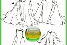 Medeltidskläder och tillbehör