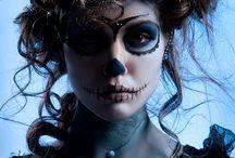 Muerto / Hair en make-up muertos