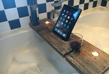 Bathtub boards