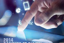 Etudes CCM Benchmark (2014) / CCM Benchmark dispose d'un pôle études spécialisé depuis 1996 sur les thèmes de l'Internet, des stratégies digitales des entreprises et de l'évolution des comportements de consommation. CCM Benchmark publie notamment des analyses sectorielles de référence sur l'e-commerce, l'e-tourisme ou les stratégies web et mobiles dans les secteurs de la banque, de l'assurance, du luxe, de l'immobilier...