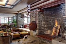fireplace / by Michael Plumeyer
