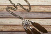 Ketting handmade by Crea Beads