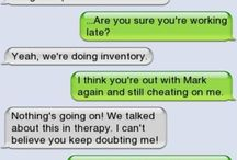 Funny text messages! x