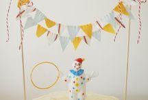 Circus birthday / by Sandra Rosemarie Viggers