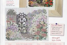 Cross Stitch Patterns / by Julia D. Jones