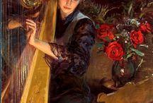 romantic era paintings