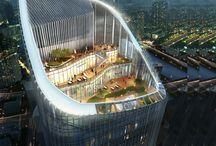 Futuristisk Arkitektur
