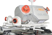 Mobile Scanners / RIEGL's mobile laser scanning solutions.  Message us for image use and information on the scanners!