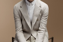 Men's Fashion / by Agnieszka Schoen
