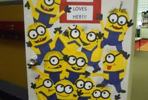 Minions-- classroom / by Laura Howard