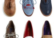 FASHION-  Oxfords(boy shoes for girls)