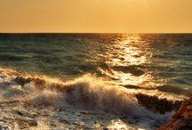tramonti --albe