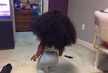Look at that hair...