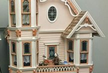Victorian Dolls' House 'San Franciscan' by Dura-Craft