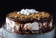 Ice Cream Desserts / What to do with the ice cream that's sitting in the freezer...