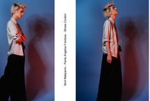 UNEXPECTED BEAUTY / Popdam Magazine Issue 13 UNEXPECTED BEAUTY  Photographer: Daniela Iraci Styling: Linda Loef Hair & Make up: Gigi Tavelli@Freelancer Model: Tanya Sidorenko@MP Management